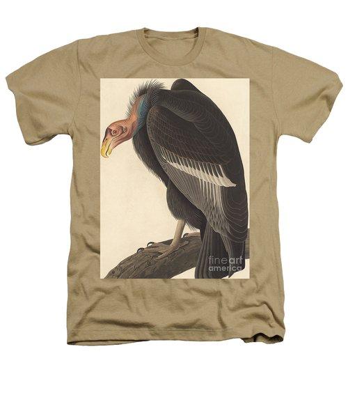 Californian Vulture Heathers T-Shirt