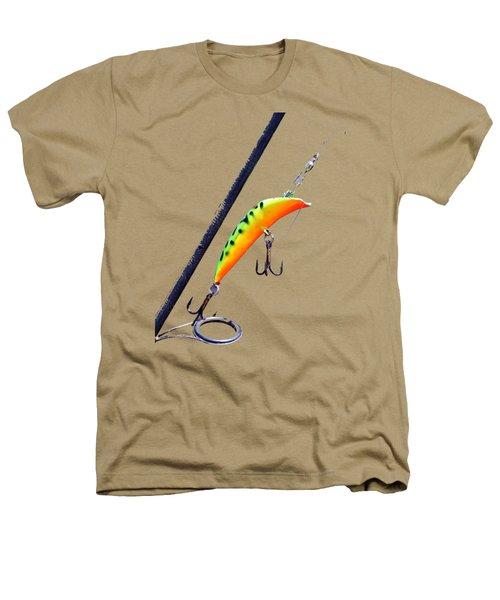Canadian Wiggler Heathers T-Shirt by Debbie Oppermann