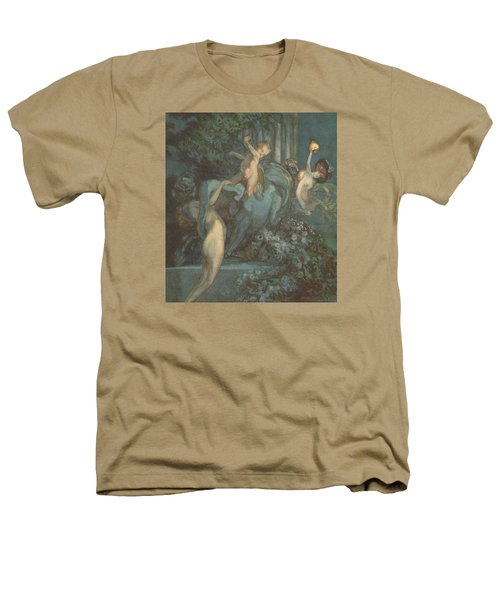 Centaur Nymphs And Cupid Heathers T-Shirt