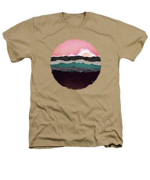 Champagne Sky Heathers T-Shirt