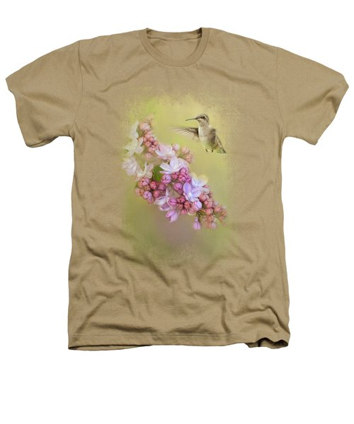 Chasing Lilacs Heathers T-Shirt