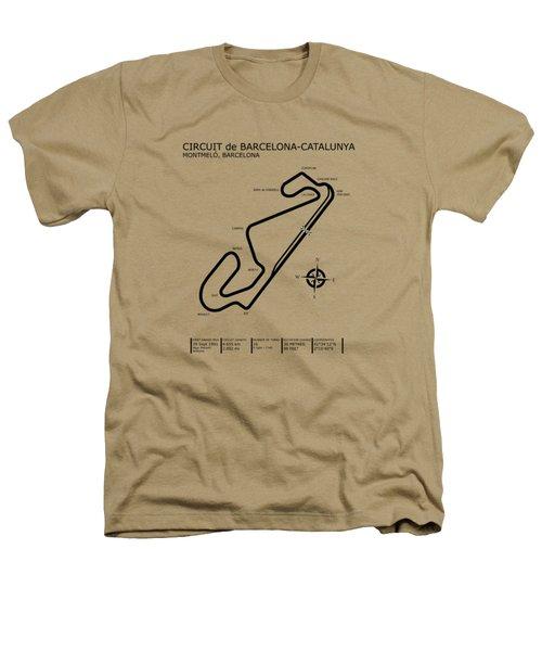 Circuit De Barcelona Catalunya Heathers T-Shirt