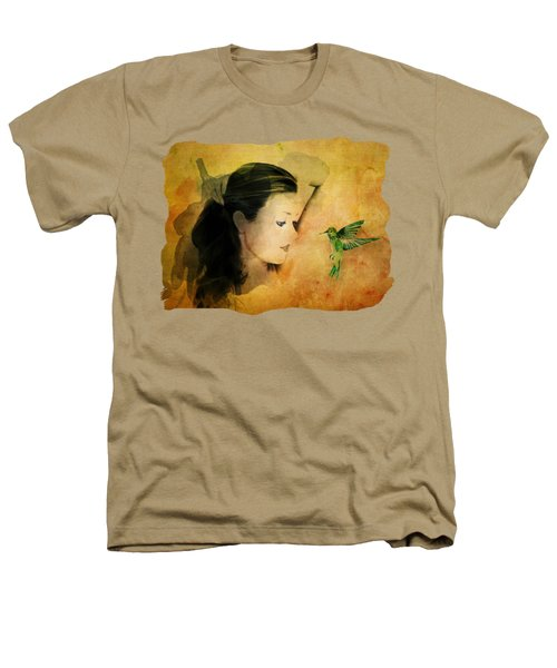 Close Encounter Heathers T-Shirt by Terry Fleckney