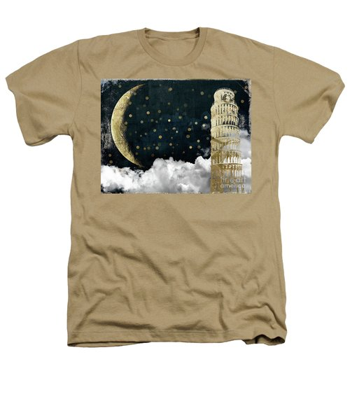 Cloud Cities Pisa Italy Heathers T-Shirt