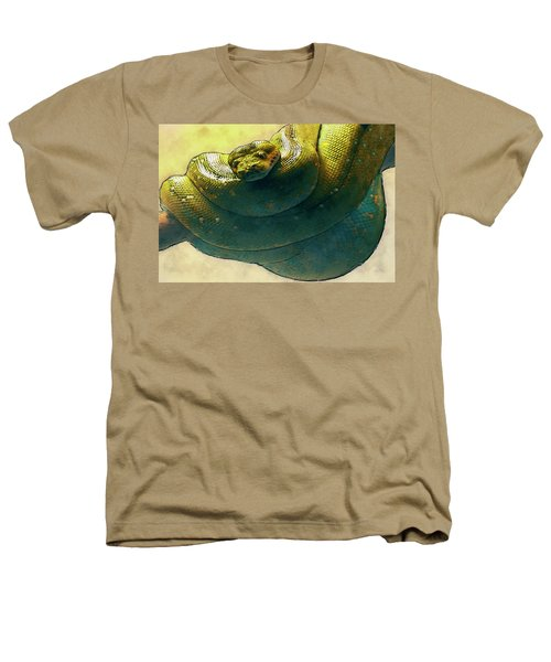 Coiled Heathers T-Shirt