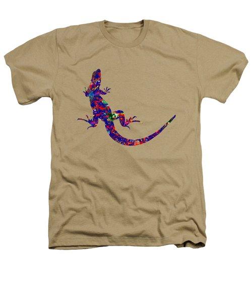 Colourful Lizard Heathers T-Shirt