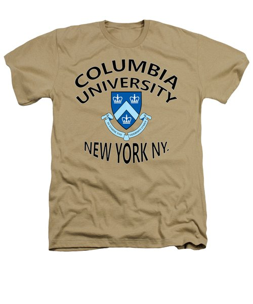 Columbia University New York Heathers T-Shirt