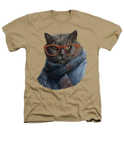 Cool Cat Heathers T-Shirt