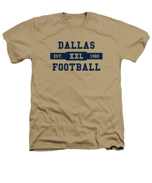 Cowboys Retro Shirt Heathers T-Shirt by Joe Hamilton