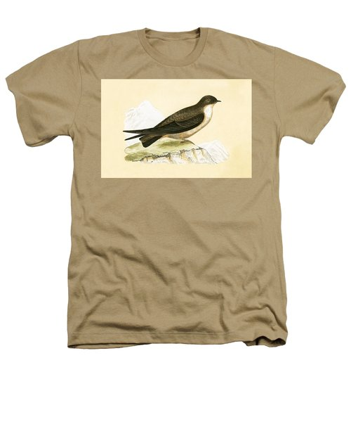 Crag Swallow Heathers T-Shirt by English School
