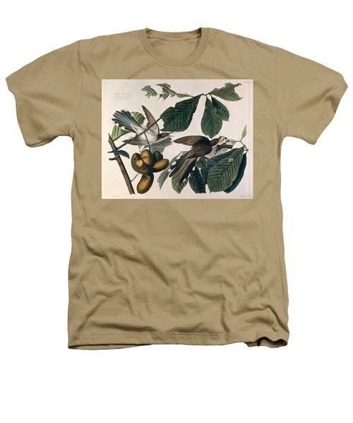 Cuckoo Heathers T-Shirt by John James Audubon