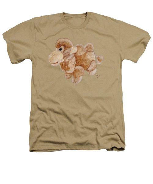 Cuddly Camel Heathers T-Shirt