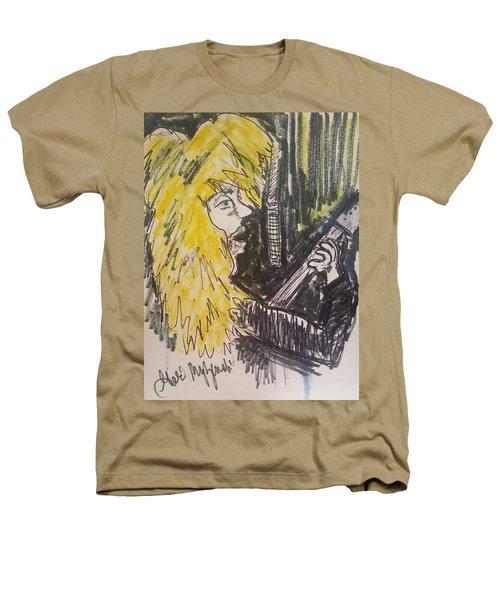 Def Leppard Love Bites Heathers T-Shirt by Geraldine Myszenski