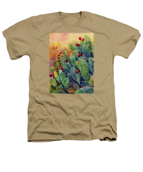 Desert Gems 2 Heathers T-Shirt by Hailey E Herrera