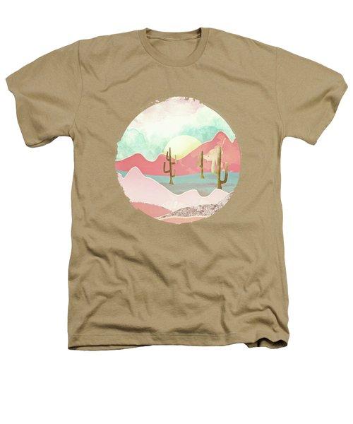 Desert Mountains Heathers T-Shirt