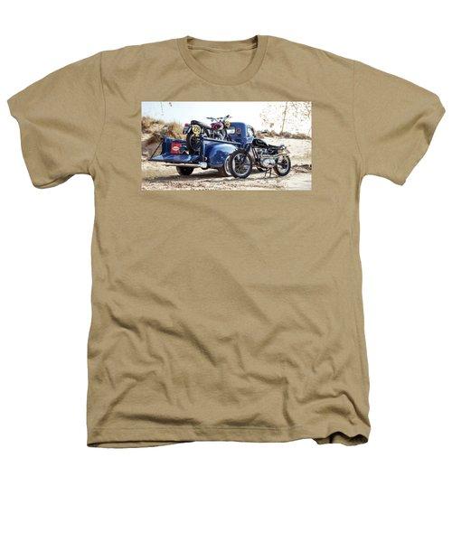 Desert Racing Heathers T-Shirt