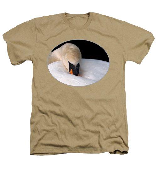 Do Not Disturb - Orange Heathers T-Shirt