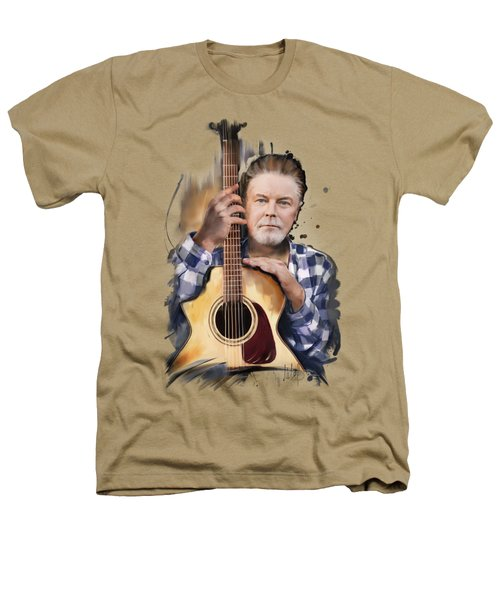 Don Henley Heathers T-Shirt by Melanie D