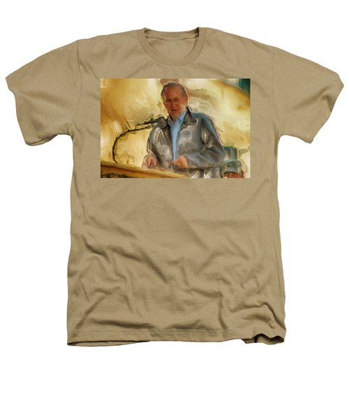 Donald Rumsfeld Heathers T-Shirt by Brian Reaves