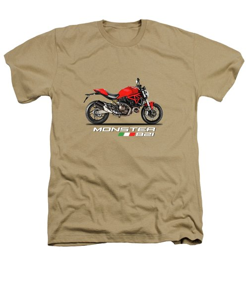 Ducati Monster 821 Heathers T-Shirt