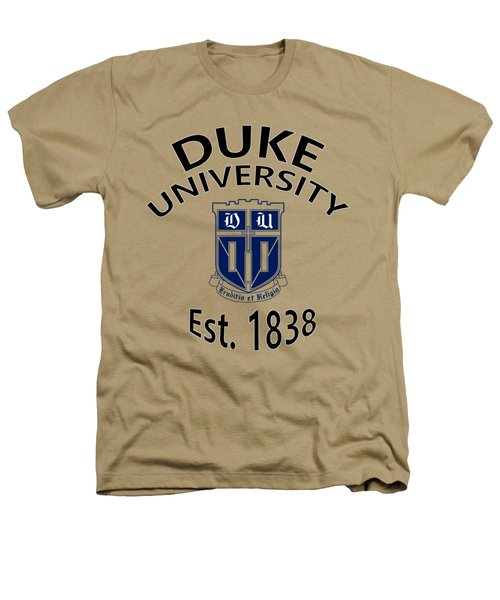 Duke University Est 1838 Heathers T-Shirt