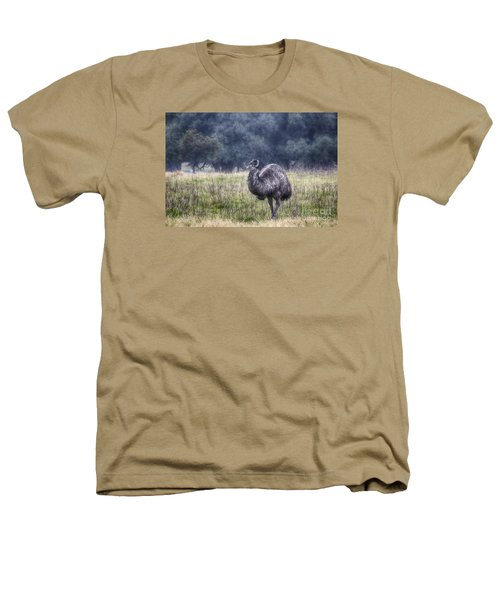 Early Morning Stroll Heathers T-Shirt