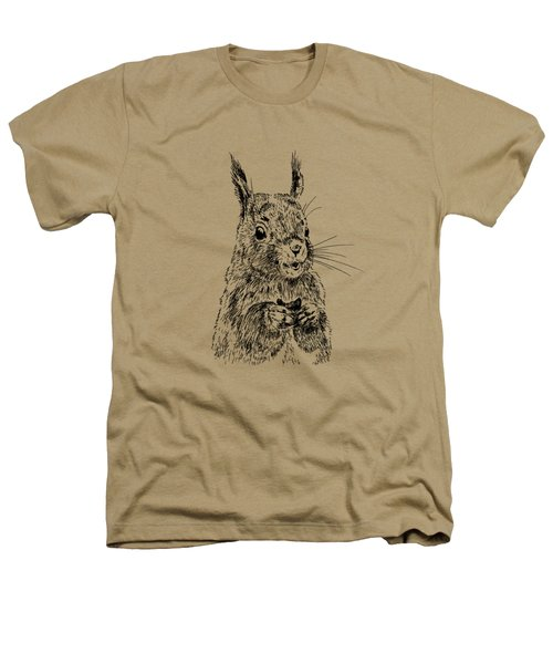 Eating Squirrel Heathers T-Shirt