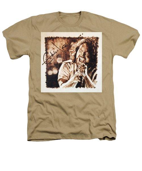 Eddie Vedder Heathers T-Shirt by Lance Gebhardt