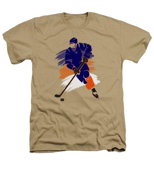 Edmonton Oilers Player Shirt Heathers T-Shirt by Joe Hamilton