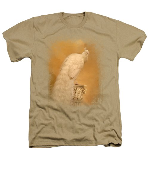 Elegance In Gold Heathers T-Shirt by Jai Johnson