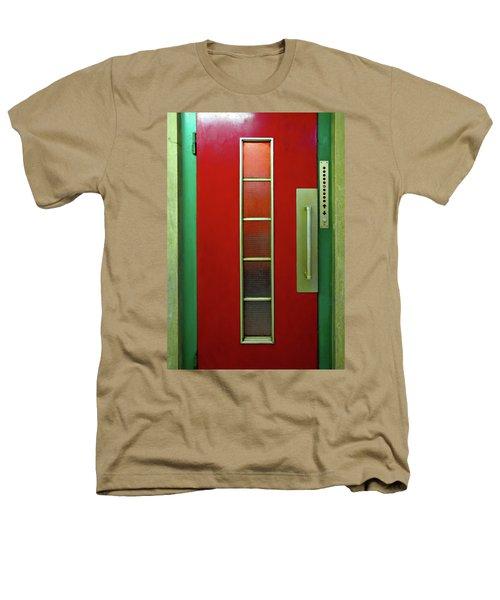 Elevator Door  Heathers T-Shirt