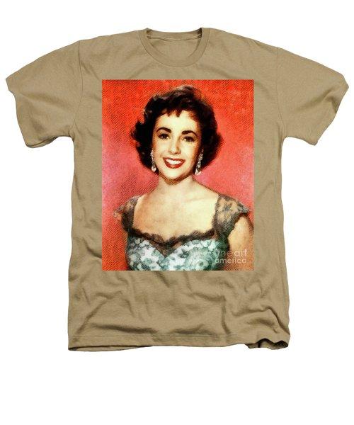 Elizabeth Taylor, Vintage Actress Heathers T-Shirt