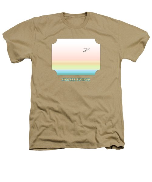 Endless Summer - Pink Heathers T-Shirt