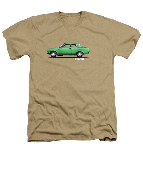 Escort Mark 1 1968 Heathers T-Shirt by Mark Rogan