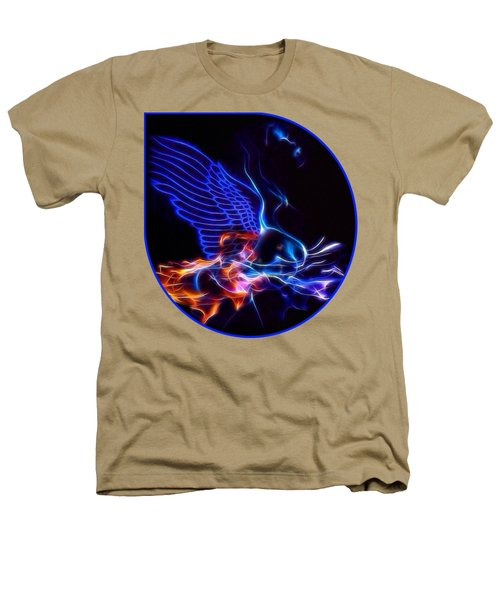 Ethnic Wing Of Fire T-shirt Heathers T-Shirt
