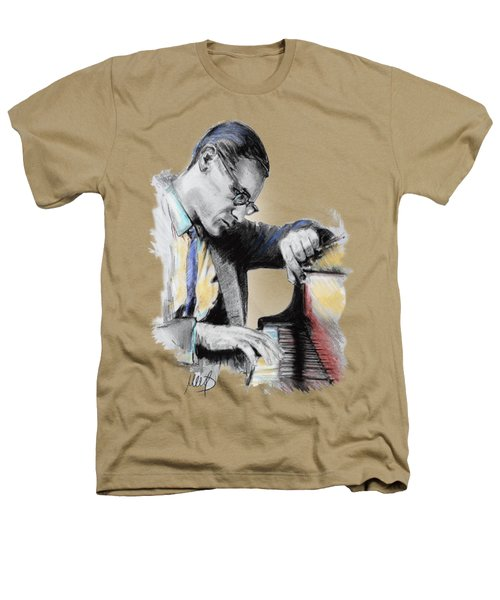 Evans Bill Heathers T-Shirt by Melanie D