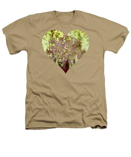 Fading Summer Heathers T-Shirt by Anita Faye