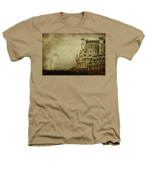 Fairground Heathers T-Shirt by Andrew Paranavitana