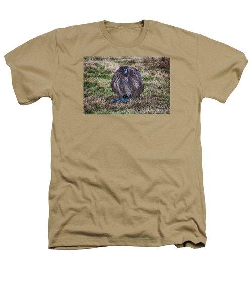 Feeling Kinda Broody  Heathers T-Shirt by Douglas Barnard