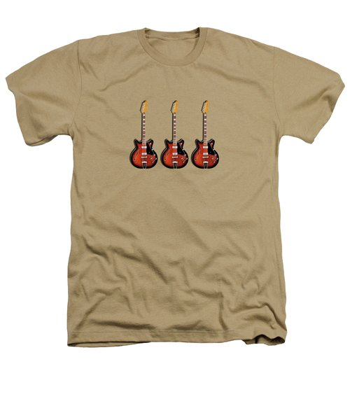 Fender Coronado Heathers T-Shirt by Mark Rogan