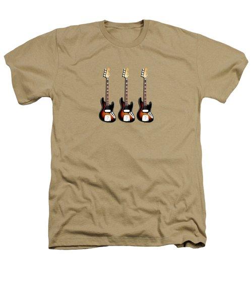 Fender Jazzbass 74 Heathers T-Shirt by Mark Rogan