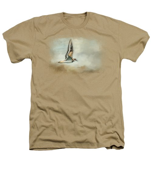 Flight Of The Killdeer Heathers T-Shirt