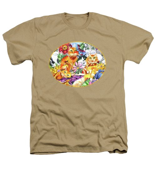 Garden Party Heathers T-Shirt
