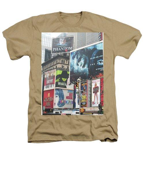 George M Heathers T-Shirt by David Jaffa