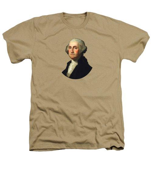 George Washington - Rembrandt Peale Heathers T-Shirt