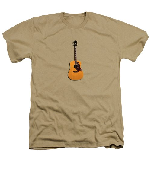 Gibson Hummingbird 1968 Heathers T-Shirt by Mark Rogan