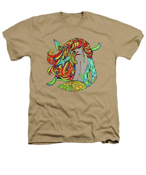 Girl Sagittarius Zodiac Heathers T-Shirt