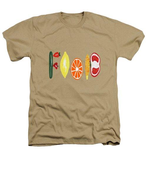 Good Eats Heathers T-Shirt by Kathleen Sartoris