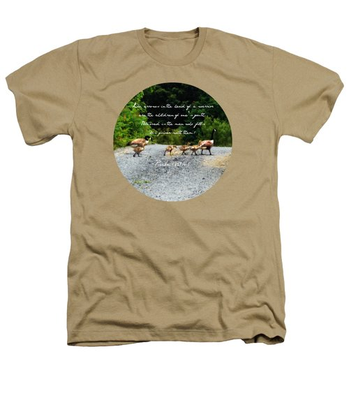Goose Family - Verse Heathers T-Shirt