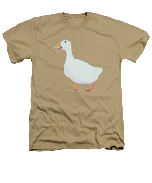 Goose Named Audrey Heathers T-Shirt by Jan Matson